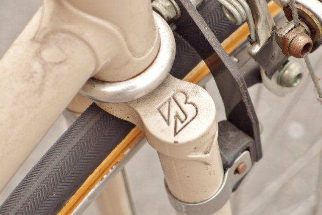 BRIDGESTONE クロモリ トラックバイク (3)