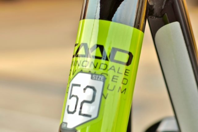 2016 cannondale CAAD 12 (13)