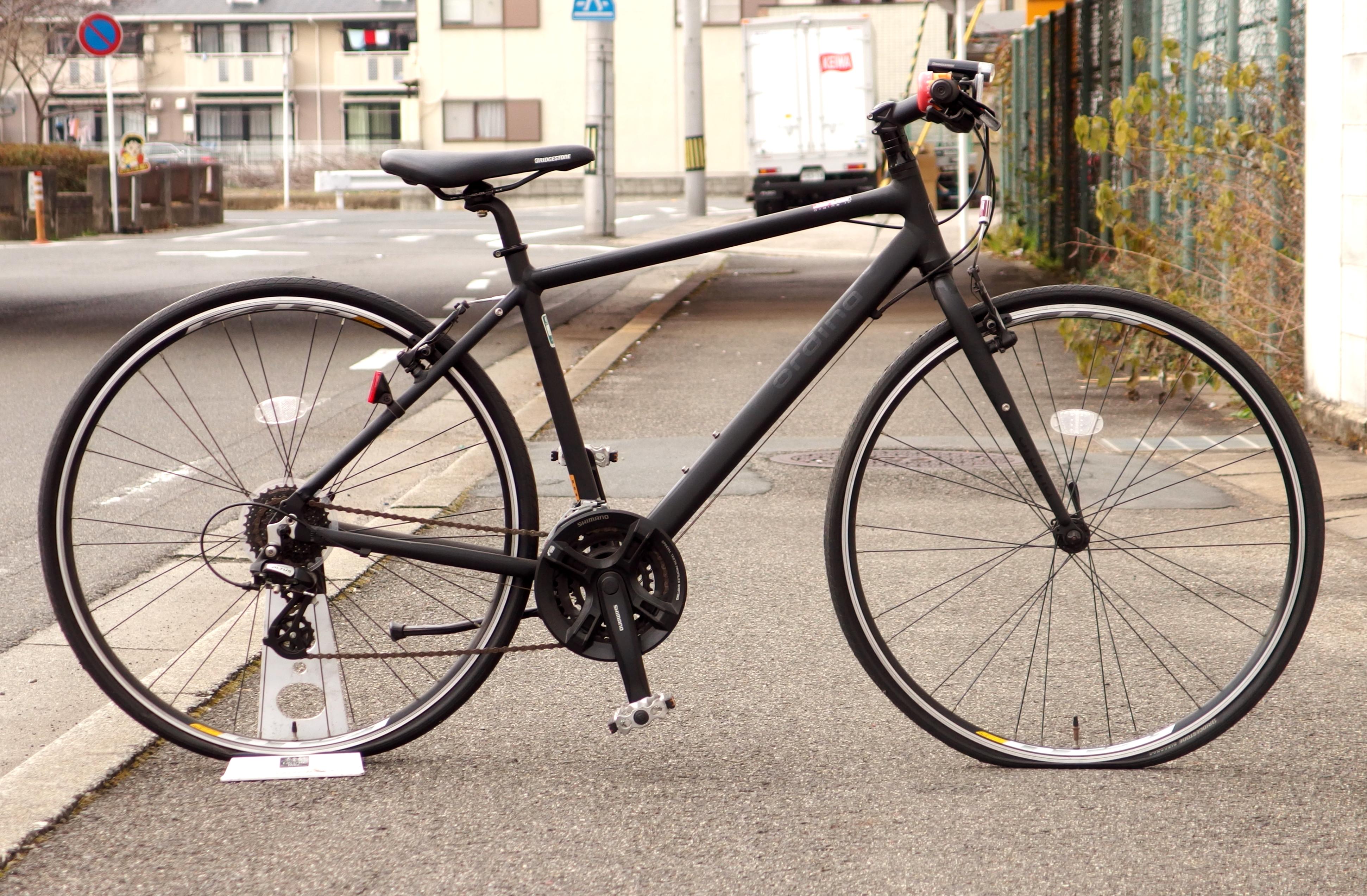 ordina 自転車