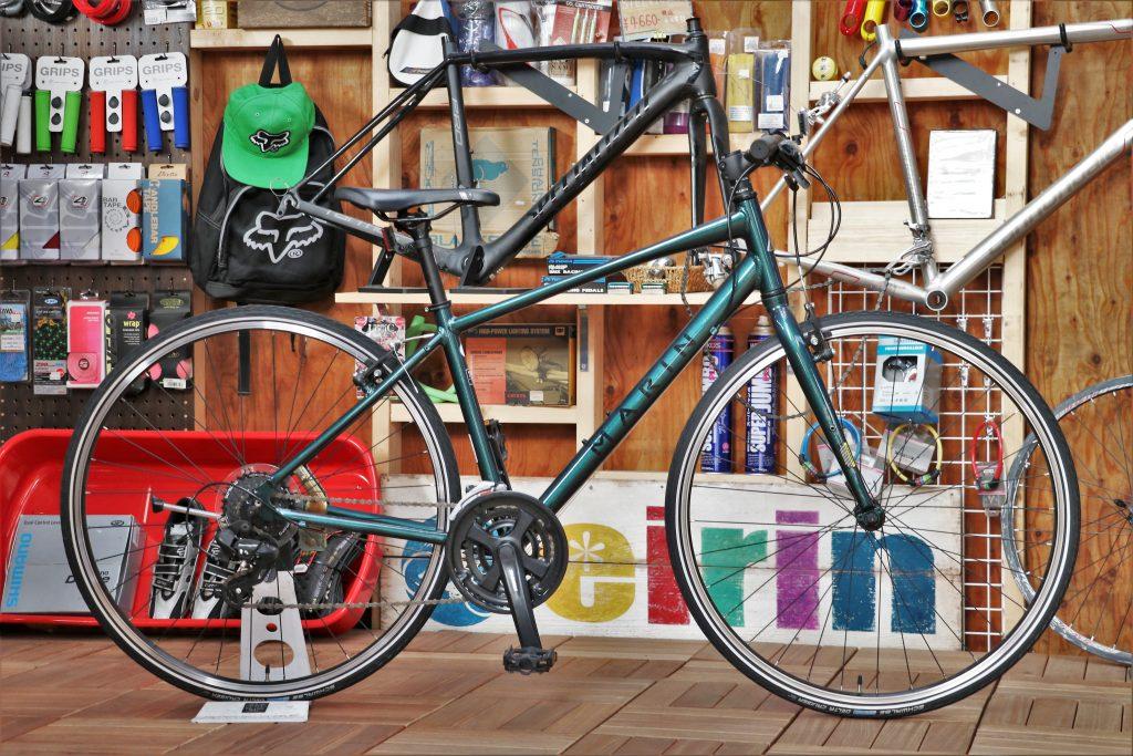 街乗りの定番クロスバイク!MARINの30周年記念カラーモデル【MARIN CORTE MADERA】