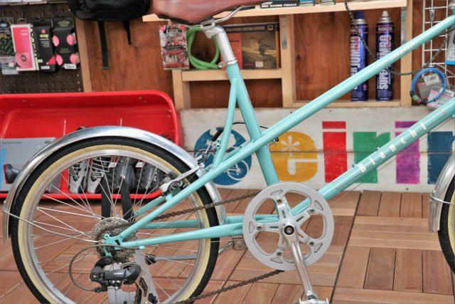 人気の高い自転車を買取させていただきました!「BIANCHI/ビアンキ MINIVELO-7 LADY」【ミニベロ 買取情報】